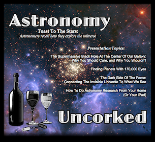 Astronomy Uncorked