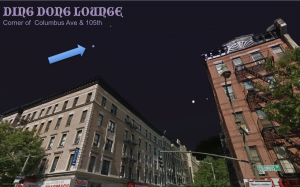 AoT Starwink Ding Dong Lounge