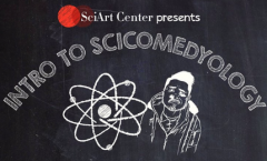 DJ Carly Sagan performs at INTRO TO SCICOMEDYOLOGY, December 1 at 8 pm