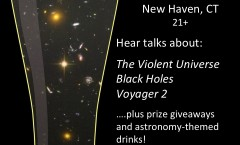 Astronomy on Tap New Haven, CT - Feb. 16th 2015