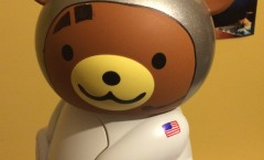 Introducing Space Bear!