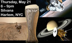 AoT NYC returns to Manhattan on Thursday, May 21 at Sylvana in Harlem, 6–9 pm