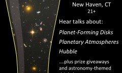 June 1, 2015: Astronomy on Tap in New Haven, CT