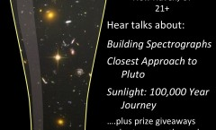 July 14th: Astronomy on Tap in New Haven, CT