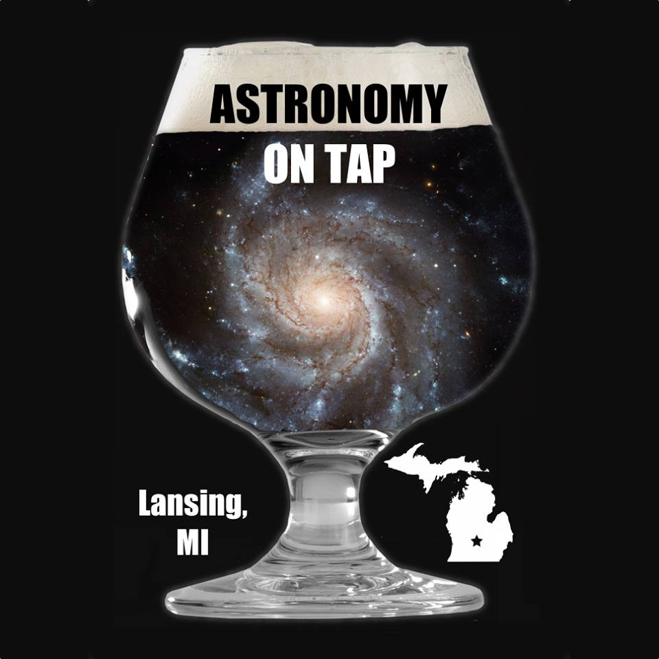 Astronomy on Tap - Lansing - January 2017
