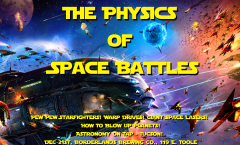 AoT-Tucson #31: The Physics of Space Battles!
