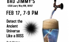 Astronomy on Tap Seattle: February 17th at Bad Jimmy's