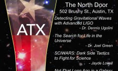 Astronomy on Tap ATX #17: March 22 at The North Door