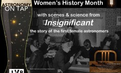 AoT NYC presents immersive theater & science experience for Women's History Month, Thursday March 24 at the Way Station in Brooklyn!