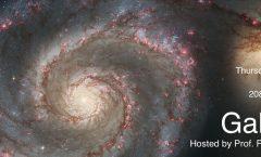 Galaxies with Dr. Felipe Menanteau at Astro On Tap C-U (Urbana, IL)