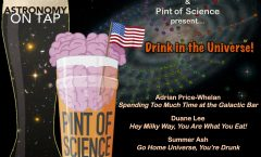 AoT and Pint of Science, Wednesday May 25 7 pm in Manhattan