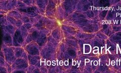 Dark Matter with Prof. Jeff Filippini at Astronomy on Tap C-U