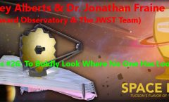 Space Drafts 26: JWST Special at AoT-Tucson, July 6th at the Borderlands Brewing Co.