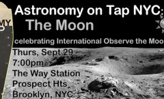 AoT New York City, Thursday September 29 at the Way Station