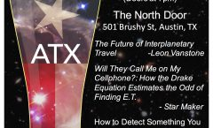 Astronomy on Tap ATX #23: September 20 @The North Door