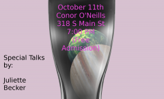 Astronomy on Tap Ann Arbor - October 11th Exoplanet Extravaganza