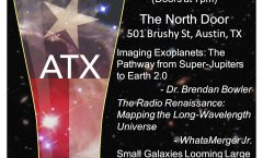 Astronomy on Tap ATX #25: November 15 @The North Door