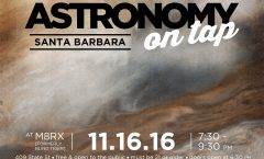 AoT Santa Barbara on Wednesday, November 16 at M8RX
