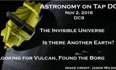 Astronomy on Tap DC - Nov 2