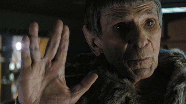 Leonard Nimoy, Star Trek (2009)