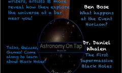 Astronomy on Tap Portsmouth; 7th February 2017