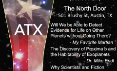 Astronomy on Tap ATX #27: Jan 17 @The North Door