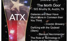 Astronomy on Tap ATX #28: Feb 21, 2017 @The North Door