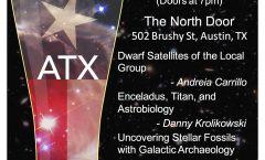 Astronomy on Tap ATX #29: Mar 21, 2017
