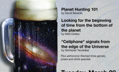 Astronomy on Tap - MTL, March 28th 2017