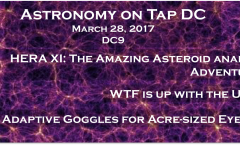 Astronomy on Tap DC - March 28