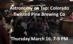 AoT Colorado on Thursday March 16, 2017 at Twisted Pine Brewing