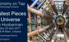 AoT-CU: The Smallest Pieces of the Universe with Ben Hooberman - April 20