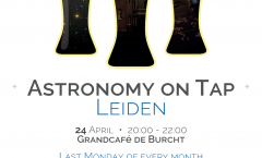 AoT Leiden, Monday April 24 @ Grand Café de Burcht