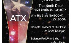 Astronomy on Tap ATX #30: Apr 18, 2017