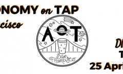 AoTSF on Tuesday April 25, 2017, at 7:30 PM