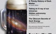 Astronomy on Tap – MTL #5, May 30th 2017