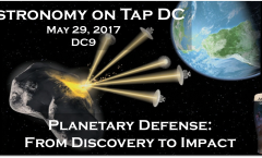 Astronomy on Tap DC - May 29, 2017