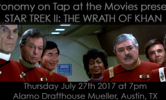 AoT ATX presents STAR TREK II: THE WRATH OF KHAN: Thurs July 27 2017 at 7pm