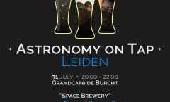 AoT Leiden, Monday July 31 @ Grand Café de Burcht