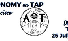 Astronomy on Tap San Francisco: July 25th