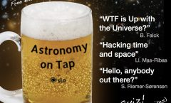 Astronomy on Tap Oslo Premiere: Monday July 3, 2017