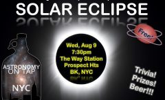 AoT NYC: The Eclipse!  Aug 9, 2017