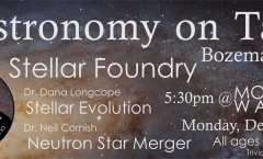 Astronomy on Tap Bozeman: December 4, 2017