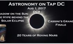 Astronomy on Tap DC: Aug 1, 2017