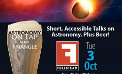 Astronomy on Tap Triangle #2: October 3, 2017