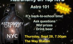 AoT NYC Goes Back to School with Astro 101: Light
