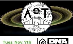 AoT San Francisco: Tuesday, Nov. 7th