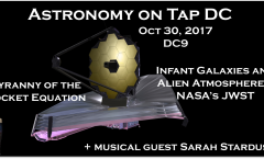 Astronomy on Tap DC: Oct 30, 2017