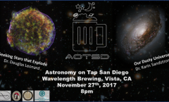 AoT San Diego launches on November 27 at Wavelength Brew Co!