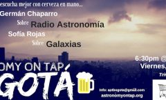 Astronomy on Tap Bogotá: January 5, 2018